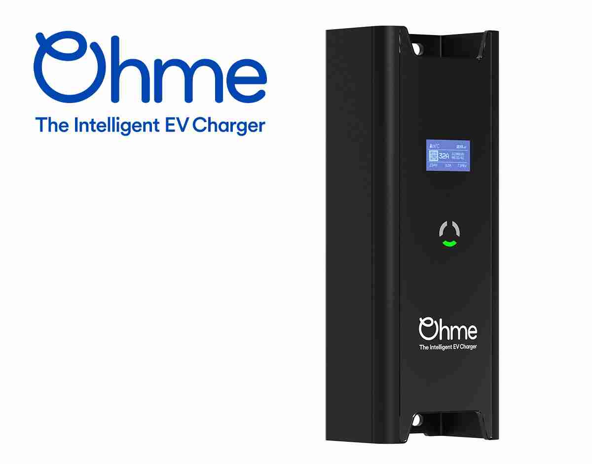 ohme electric vehicle charger