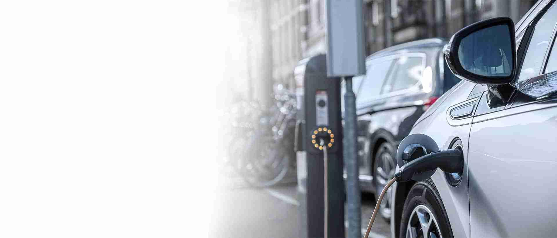 Commercial Public EV Charging