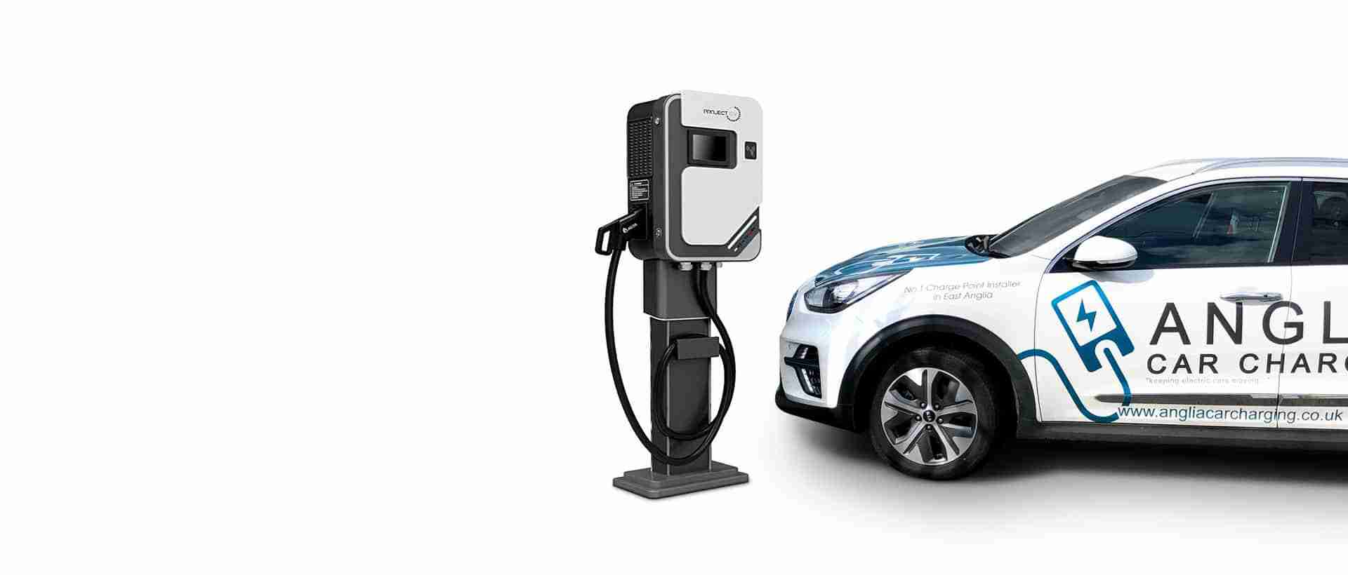 Rapid fast EV charger