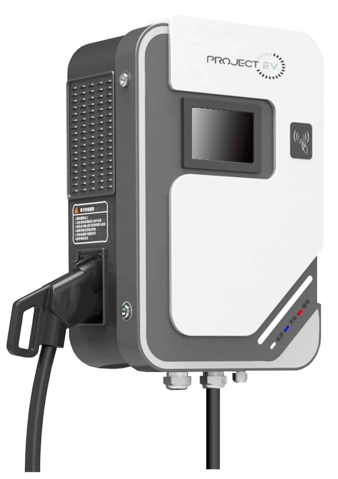 Rapid Ev Charger product