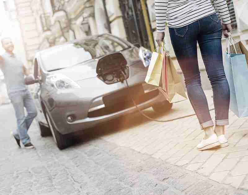 Commercial EV Charging