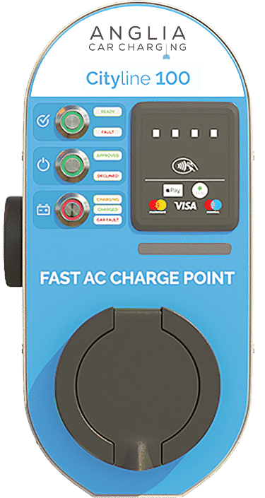 EV Charging Contactless payments